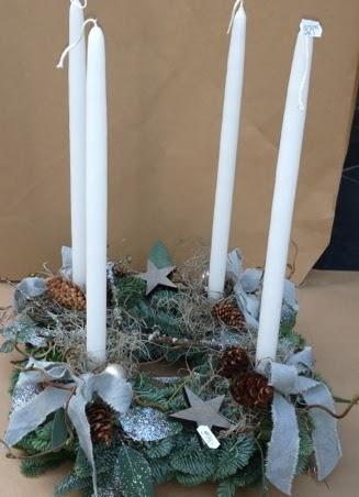 Jeg elsker juledekorationer, og laver mange… Â« Stina's Smag