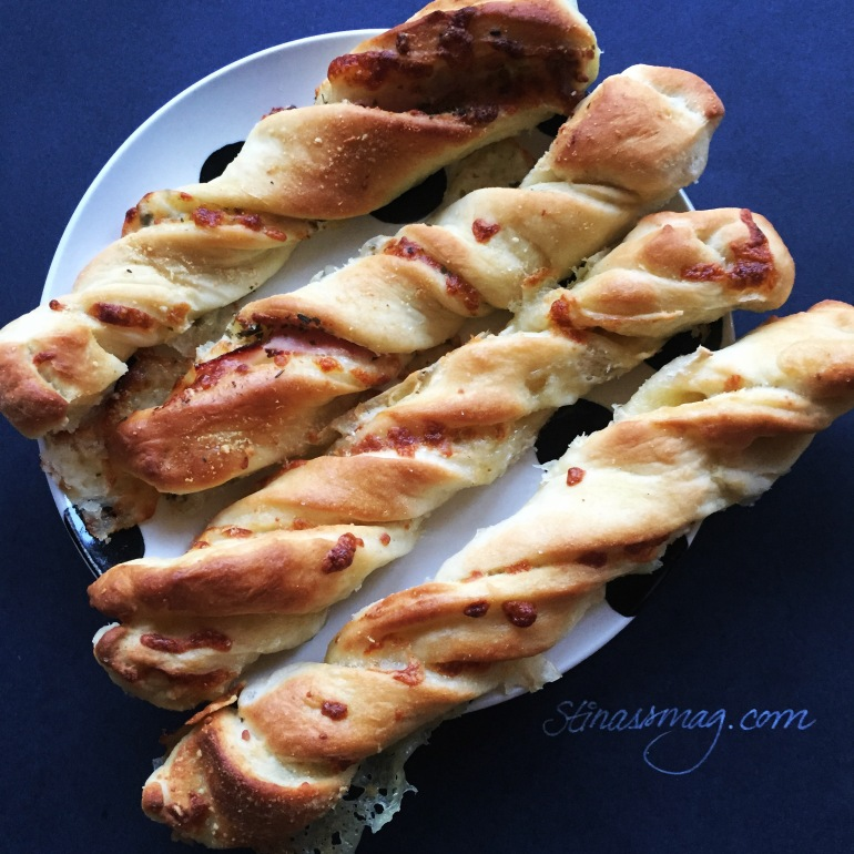 Nemme og lækre ostebrød og skinkebrød